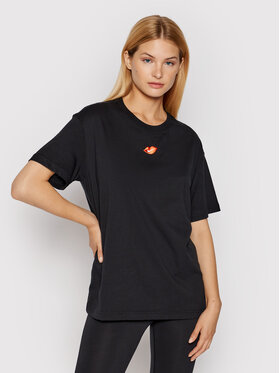 Nike Nike T-Shirt Sportswear DB9817 Μαύρο Loose Fit