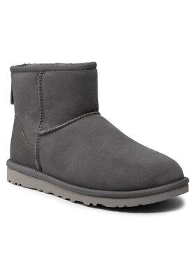 Ugg Ugg Παπούτσια M Classic Mini 1002072 Γκρι