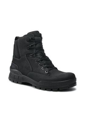 ECCO ECCO Trekingová obuv Track 25 Mid 83183451052 Čierna