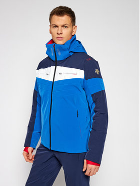 Descente Descente Geacă de schi Tatras DWMQGK03 Bleumarin Tailored Fit
