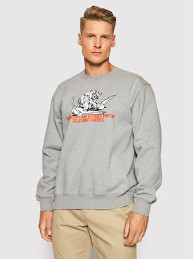 Carhartt WIP Carhartt WIP Sweatshirt Stones Throw I029382 Gris Loose Fit