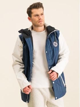 DC Snowboardová bunda EDYTJ03089 Tmavomodrá Regular Fit