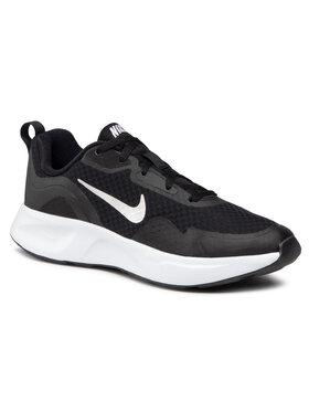 Nike Nike Cipő Wearallday (Gs) CJ3816 002 Fekete