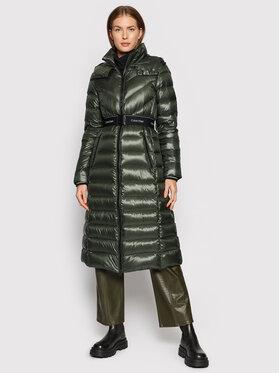 Calvin Klein Calvin Klein Kurtka puchowa Lofty K20K203133 Zielony Regular Fit