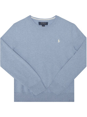 Polo Ralph Lauren Polo Ralph Lauren Megztinis Spring 323702192024 Mėlyna Regular Fit