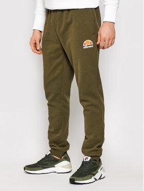 Ellesse Ellesse Teplákové kalhoty SHS01763 Zelená Regular Fit
