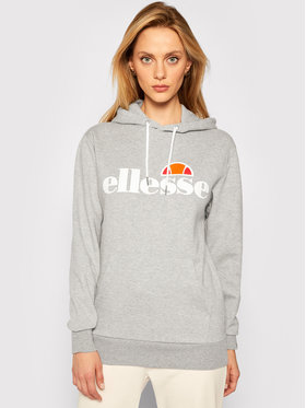 Ellesse Ellesse Bluza Picton Oh SGC07461 Szary Regular Fit