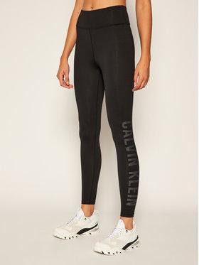 Calvin Klein Performance Calvin Klein Performance Leggings Full Lenght Tight 00GWT0L633 Nero Slim Fit