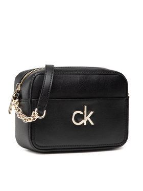 Calvin Klein Calvin Klein Kabelka Camera Bag K60K608287 Čierna