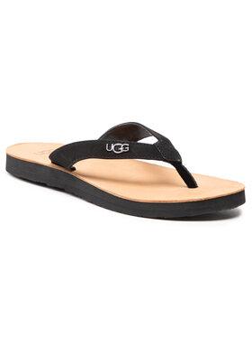 Ugg Ugg Flip-flops W Tawney Logo 1119997 Fekete