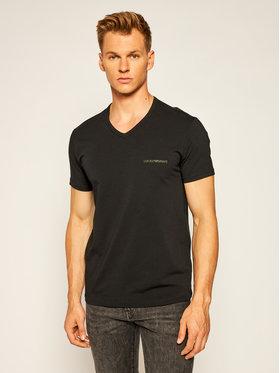 Emporio Armani Underwear Emporio Armani Underwear Set 2 tricouri 111849 0A717 17020 Negru Regular Fit