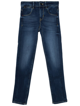 Guess Guess Τζιν J0BA19 D4652 Σκούρο μπλε Skinny Fit