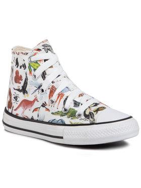 Converse Converse Sneakers Ctas Hi 668461C Blanc