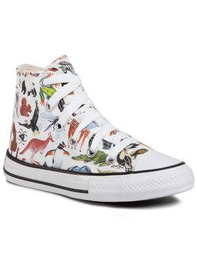 Converse Converse Sneakers Ctas Hi 668461C Λευκό