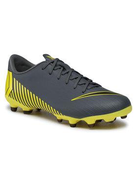 Nike Nike Buty Jr Vapor 12 Academy Gs Fg/Mg AH7347 070 Szary