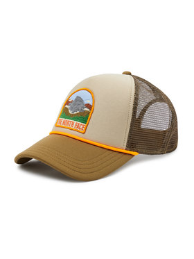 The North Face The North Face Czapka z daszkiem Valley Trucker NF0A55IT0761 Zielony