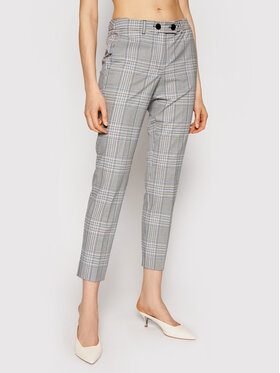 Marella Marella Текстилни панталони Getto 31311311200 Цветен Regular Fit