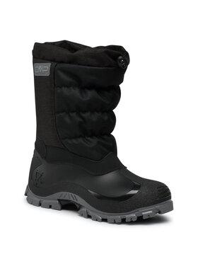 CMP CMP Μπότες Χιονιού Kids Hanki 2.0 30Q4704J Μαύρο