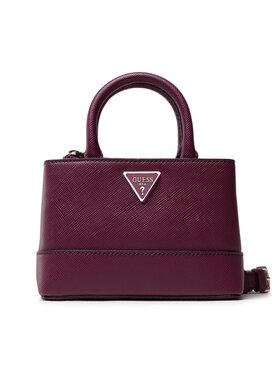 Guess Guess Дамска чанта HWVG81 30770 Бордо