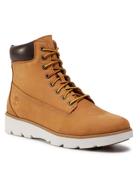 Timberland Timberland Ορειβατικά παπούτσια Keeley Field 6 In Lace Up TB0A26JB2311 Κίτρινο