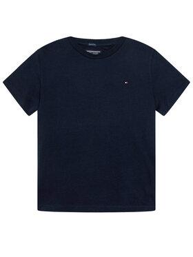 Tommy Hilfiger Tommy Hilfiger Marškinėliai KB0KB04140 D Tamsiai mėlyna Regular Fit