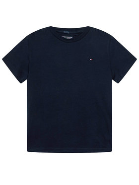 Tommy Hilfiger Tommy Hilfiger T-shirt KB0KB04140 D Blu scuro Regular Fit