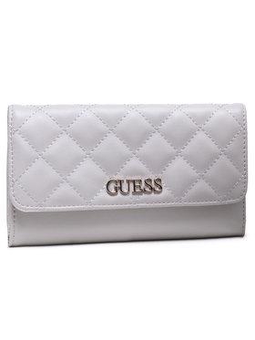 Guess Guess Veľká dámska peňaženka Illy (Vg) Slg SWVG79 70650 Sivá
