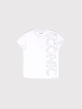 Coccodrillo Coccodrillo Póló ZC1143250EVG Fehér Regular Fit