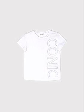 Coccodrillo Coccodrillo T-shirt ZC1143250EVG Bianco Regular Fit