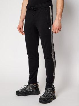 G-Star RAW G-Star RAW Teplákové kalhoty Heavy Sherland D19189-A613-6484 Černá Slim Fit