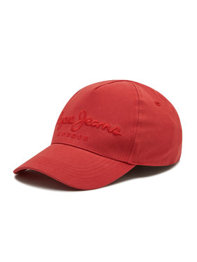 Pepe Jeans Pepe Jeans Casquette Kilimanjaro Cap PB040281 Rouge