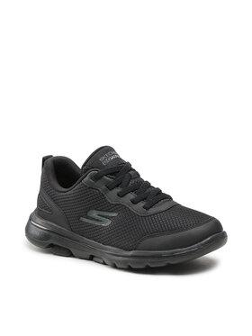 Skechers Skechers Παπούτσια Guardian 124011/BBK Μαύρο
