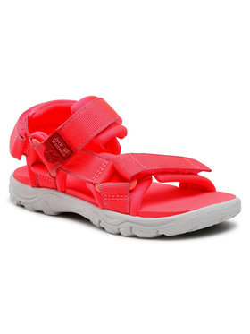 Jack Wolfskin Jack Wolfskin Sandály Seven Seas 3 K 4040061 S Růžová