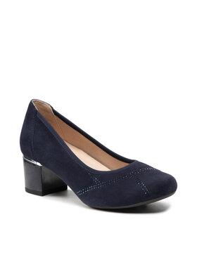 Caprice Caprice Обувки 9-22407-26 Тъмносин