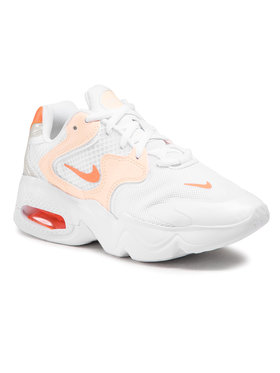Nike Nike Boty Air Max 2X DH3894 100 Bílá