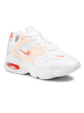 Nike Nike Παπούτσια Air Max 2X DH3894 100 Λευκό