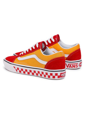 Vans Vans Tenisky Comfycush Old Sko VN0A3WMAWX41 Červená