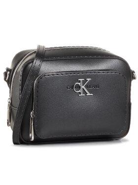 Calvin Klein Jeans Calvin Klein Jeans Torebka Camera Bag W/Pckt K60K606846 Czarny
