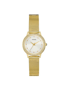 Guess Guess Dámské hodinky Chelsea W0647L7 Zlatá