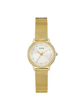 Guess Guess Laikrodis moterims Chelsea W0647L7 Auksinė