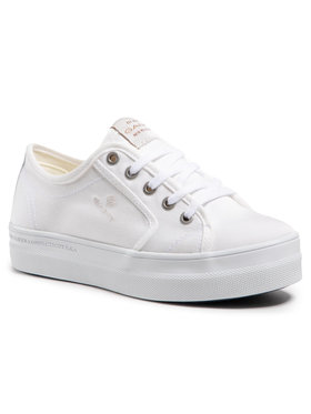 Gant Gant Sneakers Leisha 22538603 Alb
