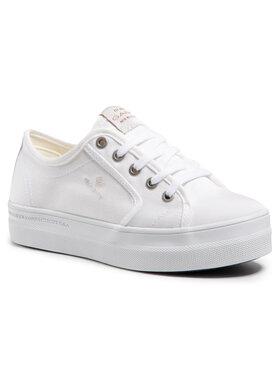 Gant Gant Сникърси Leisha 22538603 Бял