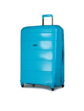 Puccini Puccini Nagy kemény borítású bőrönd Bahamas PP016A 7 Kék