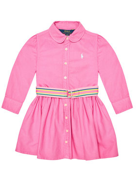 Polo Ralph Lauren Polo Ralph Lauren Kasdieninė suknelė 312835211002 Rožinė Regular Fit
