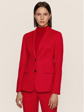 Boss Boss Blazer Jabielle 50437812 Rot Regular Fit