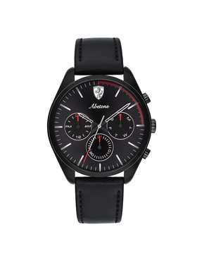 Scuderia Ferrari Scuderia Ferrari Часовник Abetone 0830503 Черен