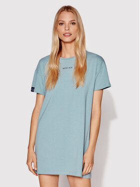 Rage Age Rage Age Robe de jour Njinga 4 Bleu Relaxed Fit