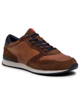 Lloyd Sneakersy Edmond 20-900-12 Hnedá
