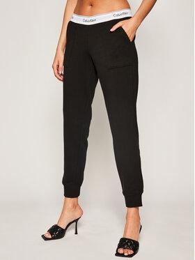 Calvin Klein Underwear Calvin Klein Underwear Teplákové kalhoty 0000QS5716E Černá