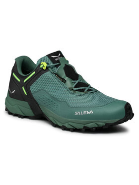 Salewa Salewa Παπούτσια πεζοπορίας Ms Speed Beat Gtx GORE-TEX 61338-3856 Πράσινο